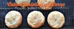 Cuban Recipes of Pastelitos de Carne or Cuban Picadillo Stuffed Meat Pies