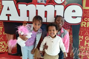 """10 Reasons Your Multiracial Children Need To See """"Annie"""""""