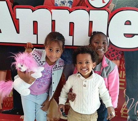 "10 Reasons Your Multiracial Children Need To See ""Annie"""