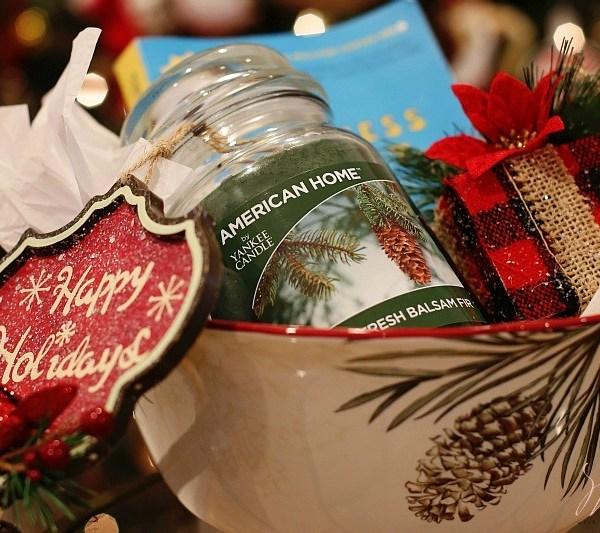 Neighbor Christmas Basket Theme Ideas