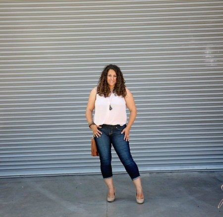 Mom Jeans Never Looked So Good: The Modern Mom Style I'm In Love With