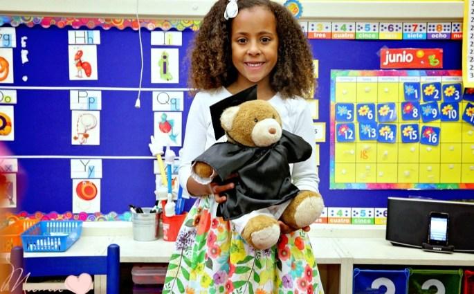 Dual Immersion Spanish Kindergarten Student: Latina Mom Blogger