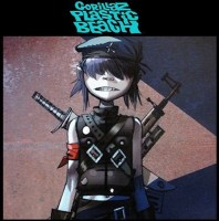 Gorillaz Stylo Plastic Beach Album Cover Art Single
