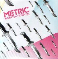 Metric - Monster Hospital Album Cover Art