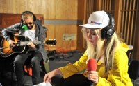 The Ting Tings Lana Del Rey Live Lounge