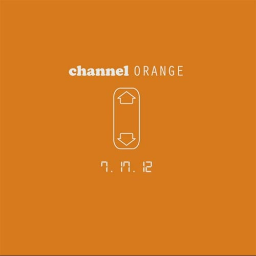 Frank Ocean Channel Orange Pyramids