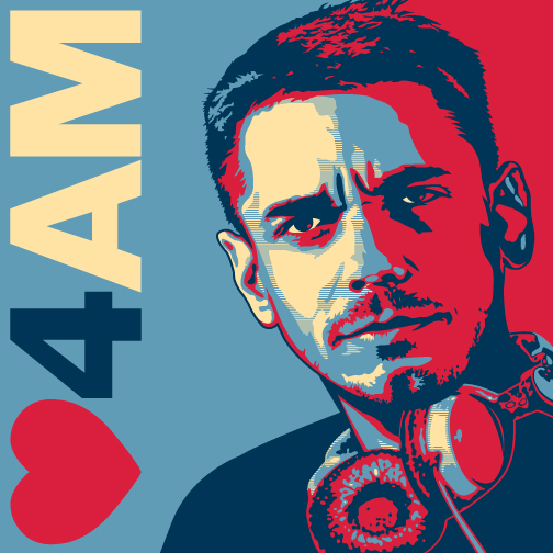 DJ AM EA Sports
