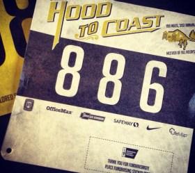Hood to Coast team 886