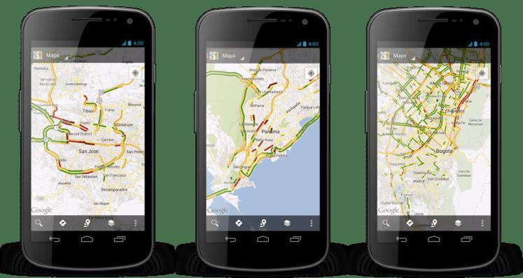 Chequear estado de transito desde tu celular