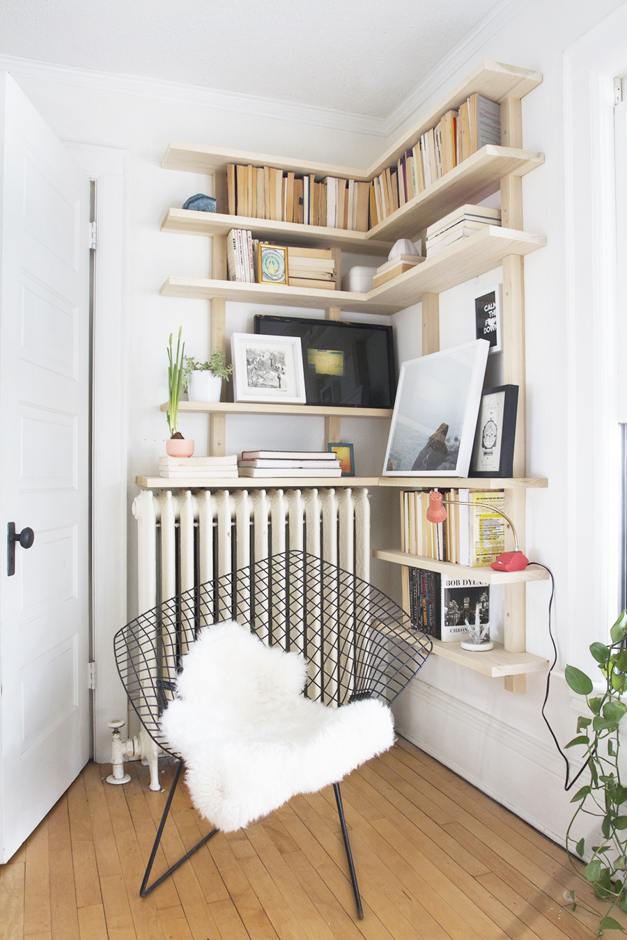 Interesting Scandi Influenced Shelving Deuce Cities Henhouse Bookshelf Design Shelves interior Corner Bookshelf Modern