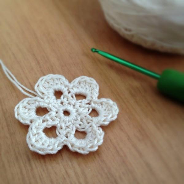 Crochet motif - Project 365 - Day 26