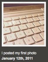 Instagram, my first photo