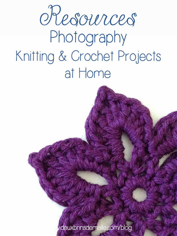 resources for knitting crochet photos