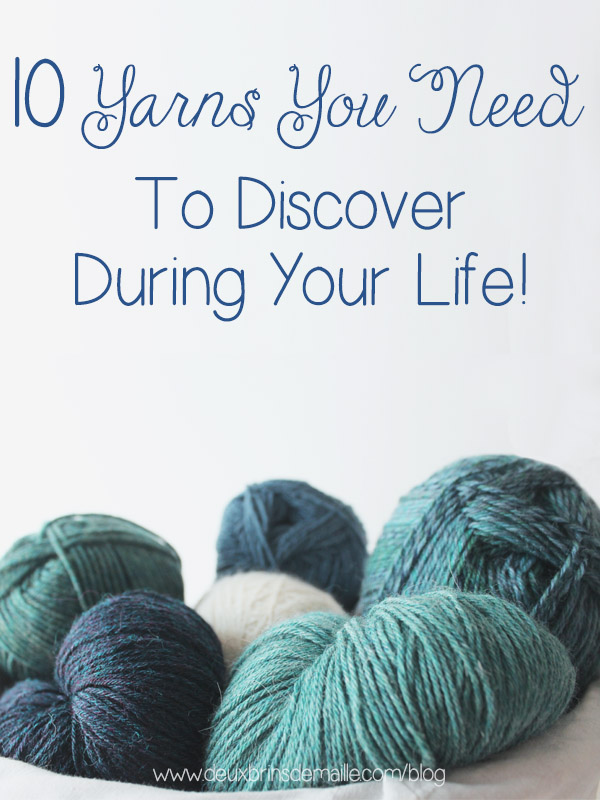 10 Yarns You Need To Discover