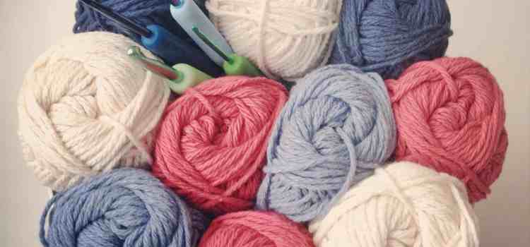 Photos of Yarn and Crochet