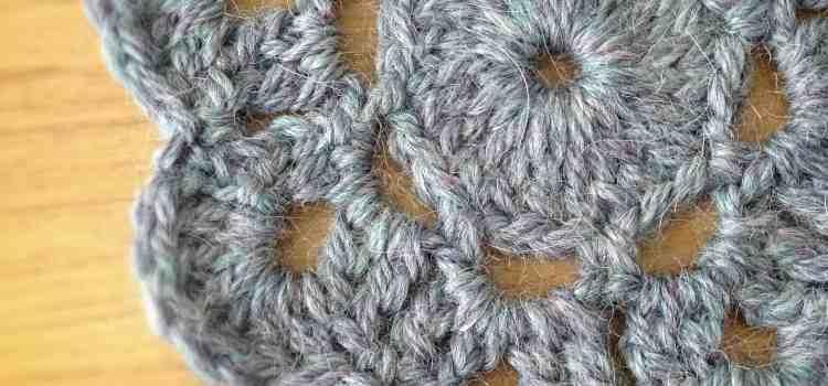 Project 365 – Crochet Motif