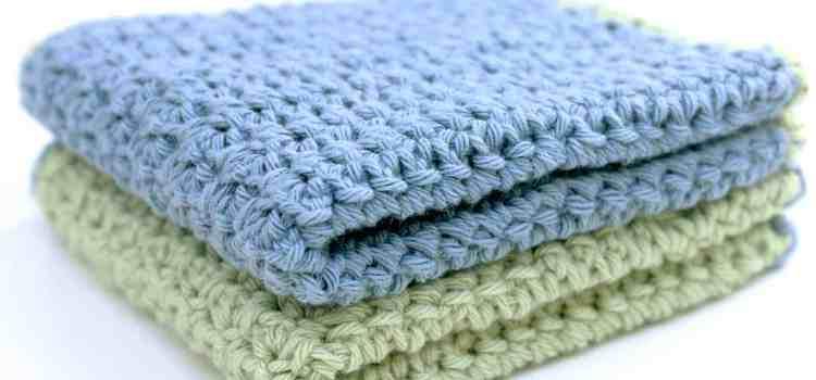 New Crochet Pattern Washcloth In My Etsy Shop: Textured Washcloth