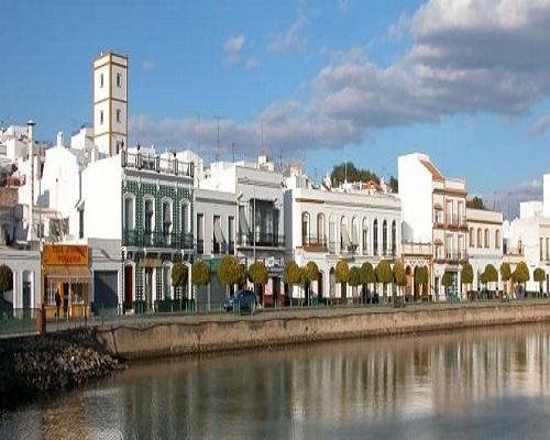 Los principales monumentos de Ayamonte