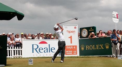 Sevilla acoge el Open de España de Golf