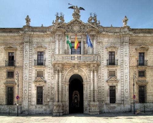 La Real Fábrica de Tabacos, de Sevilla