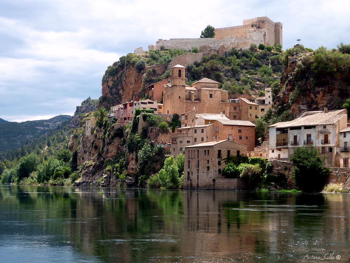 Comarca de Ribera d'Ebre en Tarragona