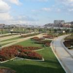 Parque Madrid Rio