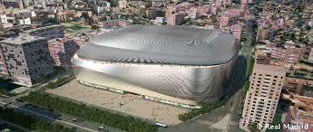 Un estadio de Campeones