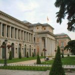 El Museo del Prado en Madrid