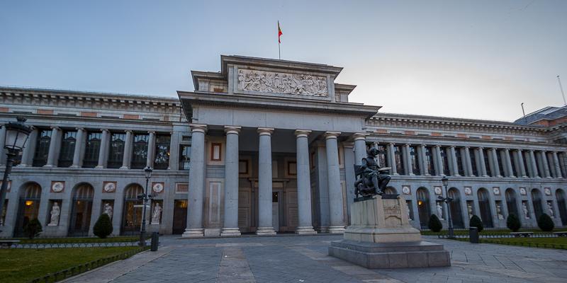 El cuarto mejor Museo est� en Madrid