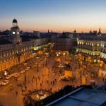 De veraneo por Madrid