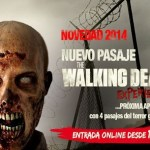 The walking Dead en el Parque de atracciones de Madrid
