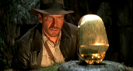 Indian Jones and the Raiders of the Lost Ark