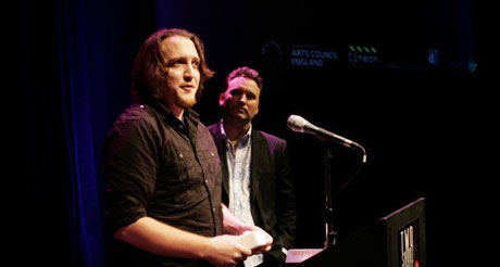 Josh Gaunt: Outstanding Contribution at Two Short Nights