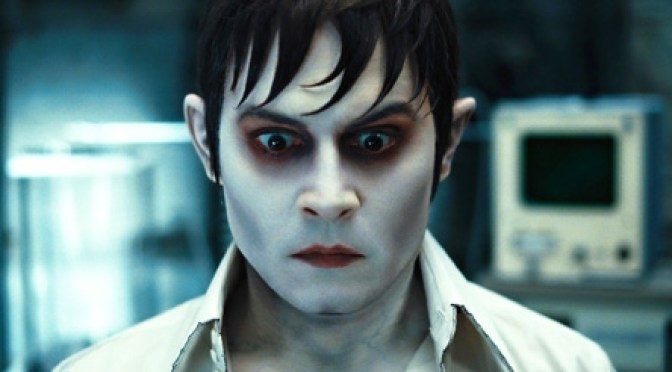 Dark Shadows, movie