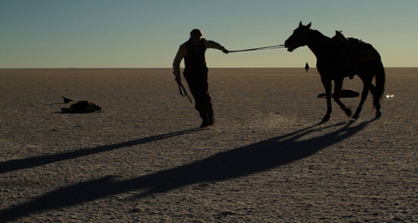 Blackthorn, movie