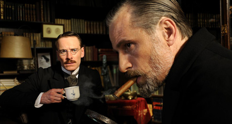 A Dangerous Method, movie