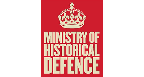 Ministry of Historical Defences, part of the Exeter Riddles project