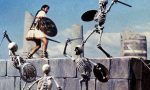 The skeletons attack in Jason and the Argonauts