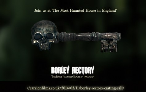 Borley Rectory Casting