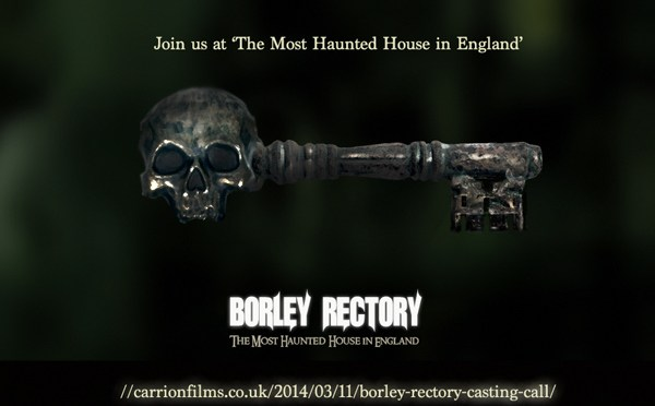 Star-studded horror film casting call