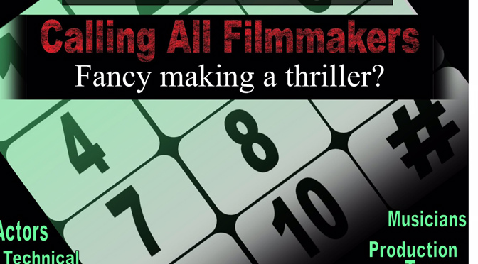 Cast and crew required for thriller short