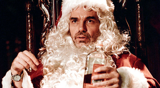Prepare for Christmas with Bad Santa (review)