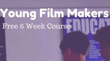 Free filmmaking opportunity for young people in North Devon