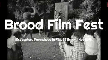 World premiere Brood Film Fest promises 'early parenthood as never seen before in public'