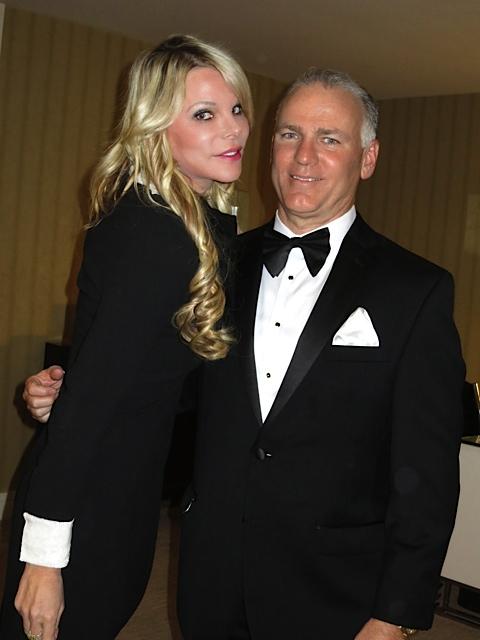 Caroline & Mike Cusumano