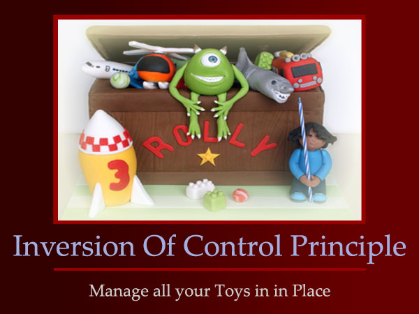 Inversion Of Control Principle