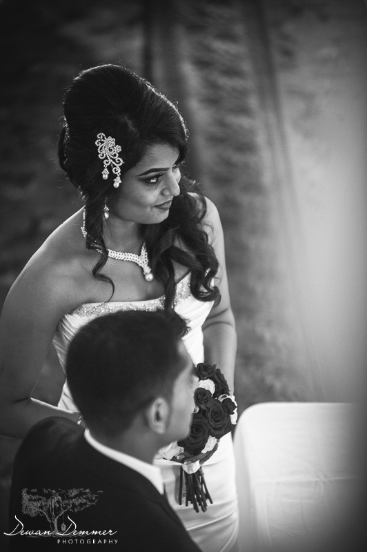 Wedding Photography of couple at Woolston Manor