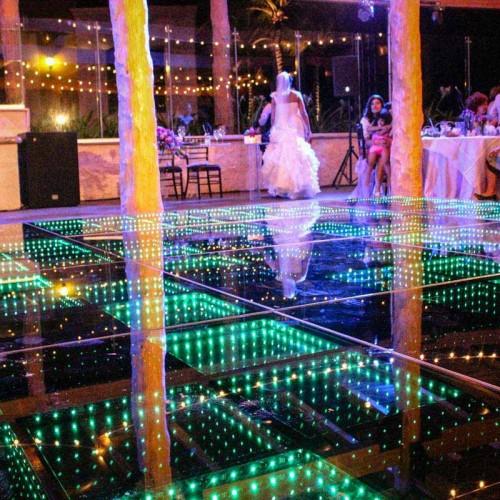 Wedding cancun-Planners-Infinity Dance Floor-Dance Floor for party-57