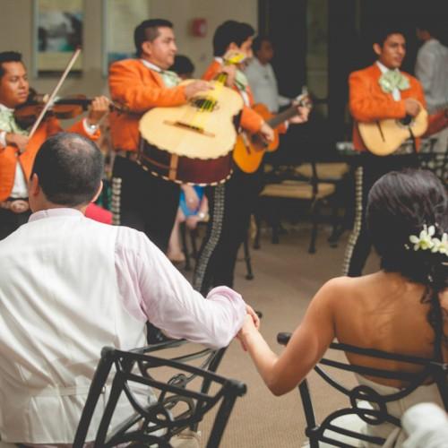 Wedding cancun-Planners-  Mariachi_