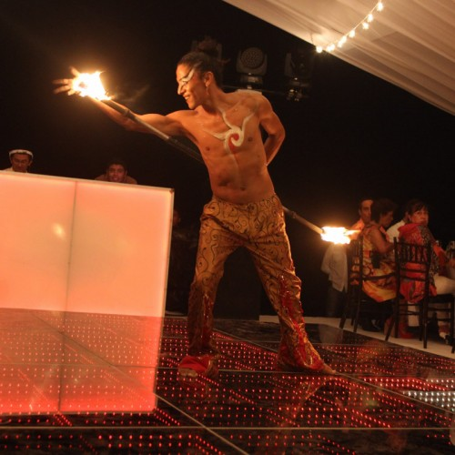 Wedding cancun-Planners-fire shows for events-fire shows company-15
